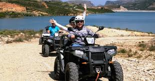 From Rethymno: Half-Day Quad Bike Safari - Rethymno, Greece | GetYourGuide